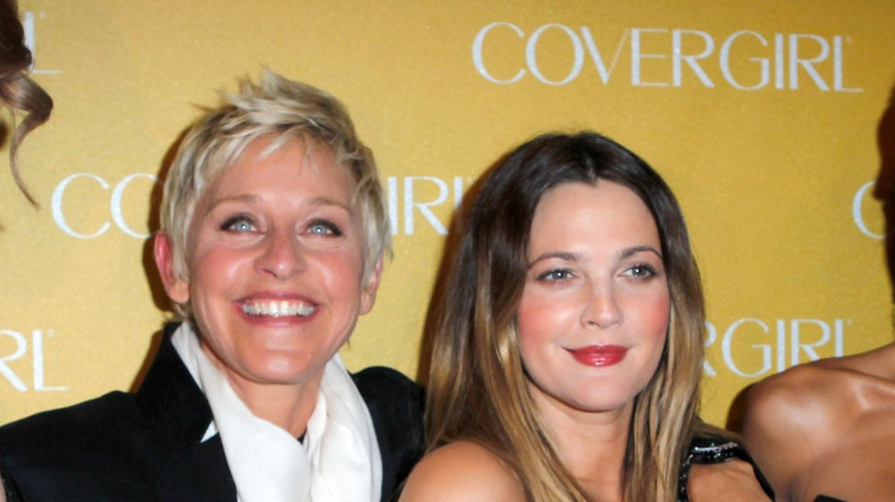 Why Drew Barrymore isn't Ellen DeGeneres' biggest fan