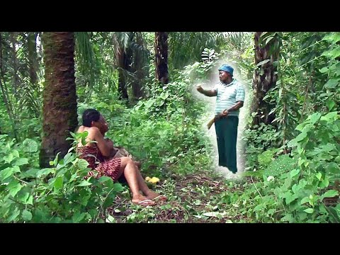 HOW A KIND GHOST SAVED THE TWO POOR MAIDENS IN THE EVIL FOREST - 2020 African Nigerian Movies