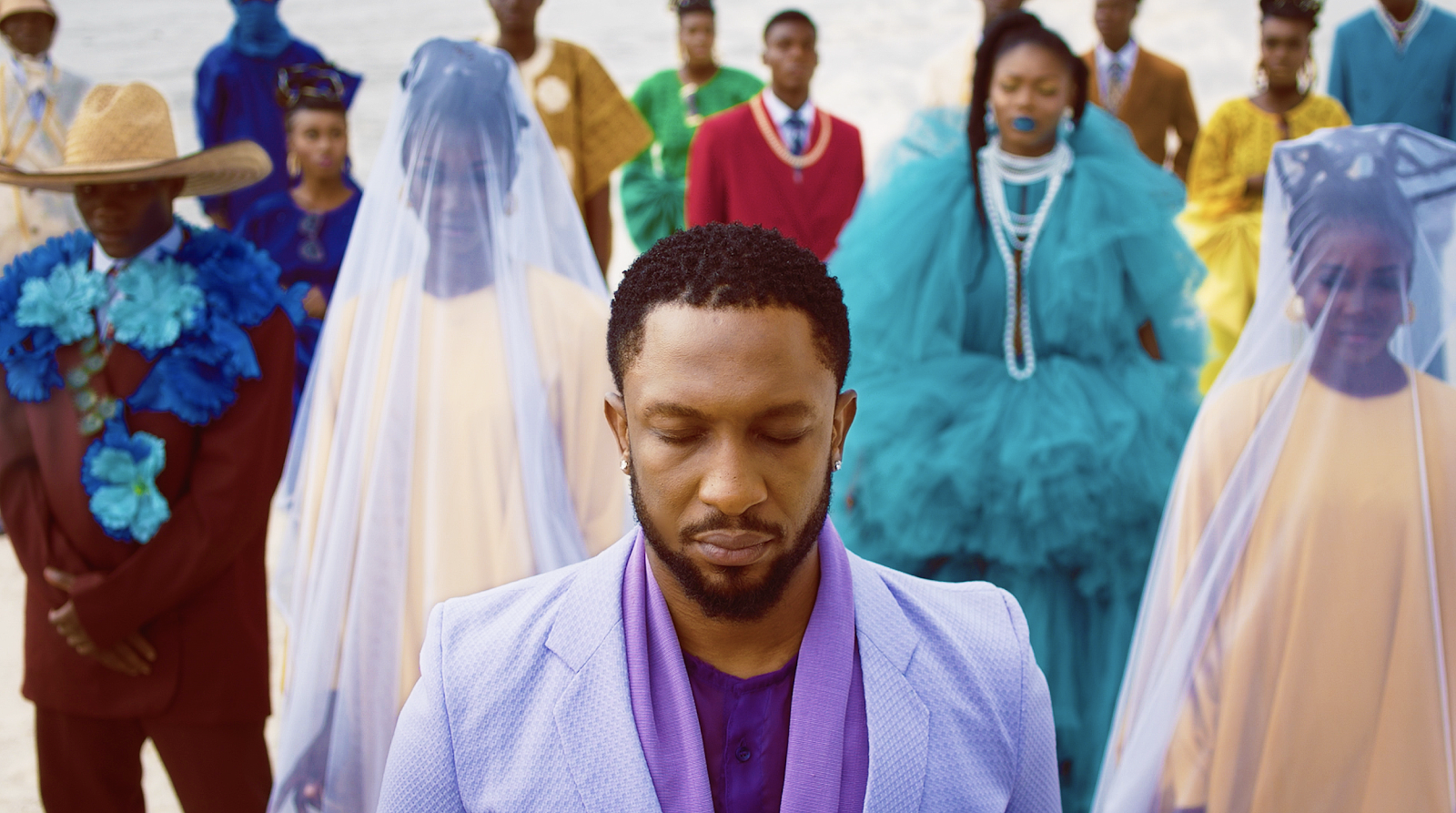 Darey reveals uplifting new single 'Jah Guide Me' with powerful visual
