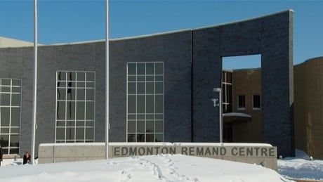 Inmates say they're not safe from COVID-19 at Edmonton Remand Centre