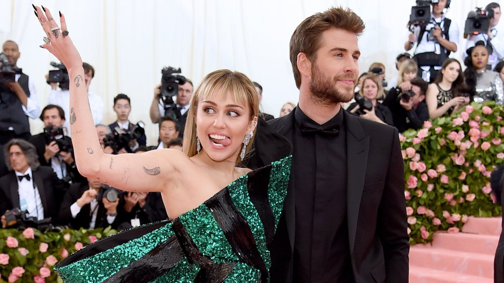 Liam Hemsworth couldn't tame Miley Cyrus