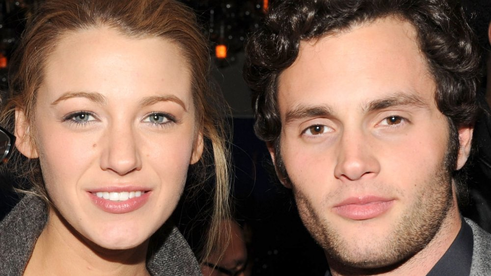 Penn Badgley and Blake Lively are really good at keeping secrets