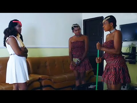 THE KIND PRETTY PRINCESS & THE TWO PALACE MAIDENS - 2020 Latest Nigerian Movie | African Movies 2020