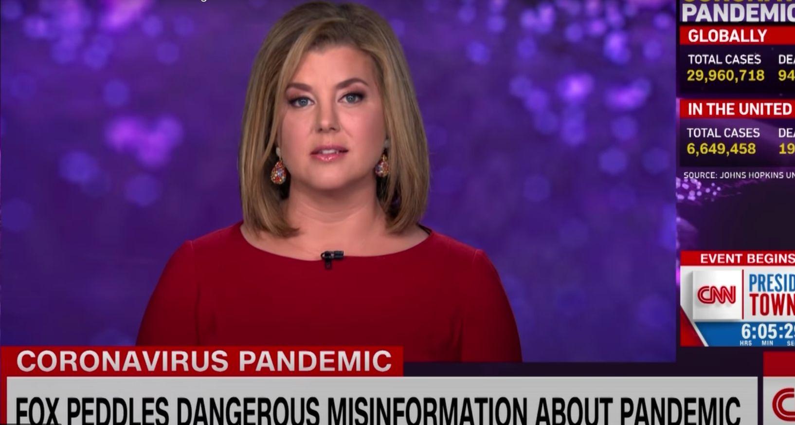 CNN Host Delivers 6-Minute Takedown Of Fox News' Coronavirus Misinformation
