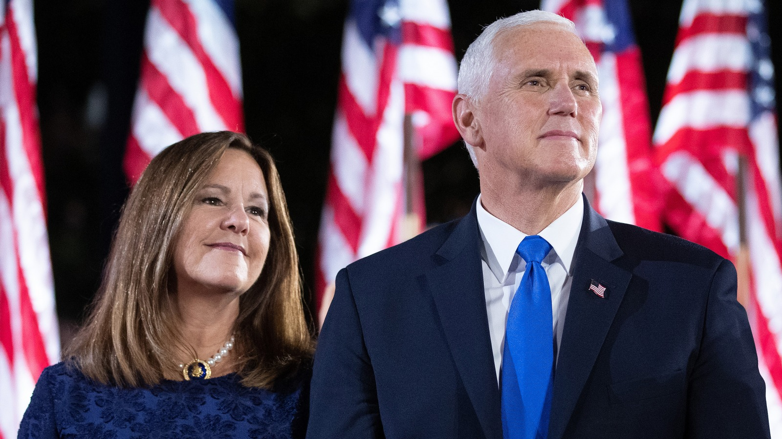 The unsaid things in Mike Pence's marriage