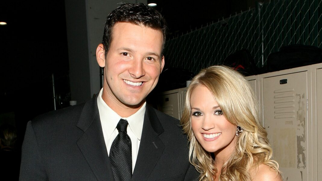 The real reason Carrie Underwood and Tony Romo broke up