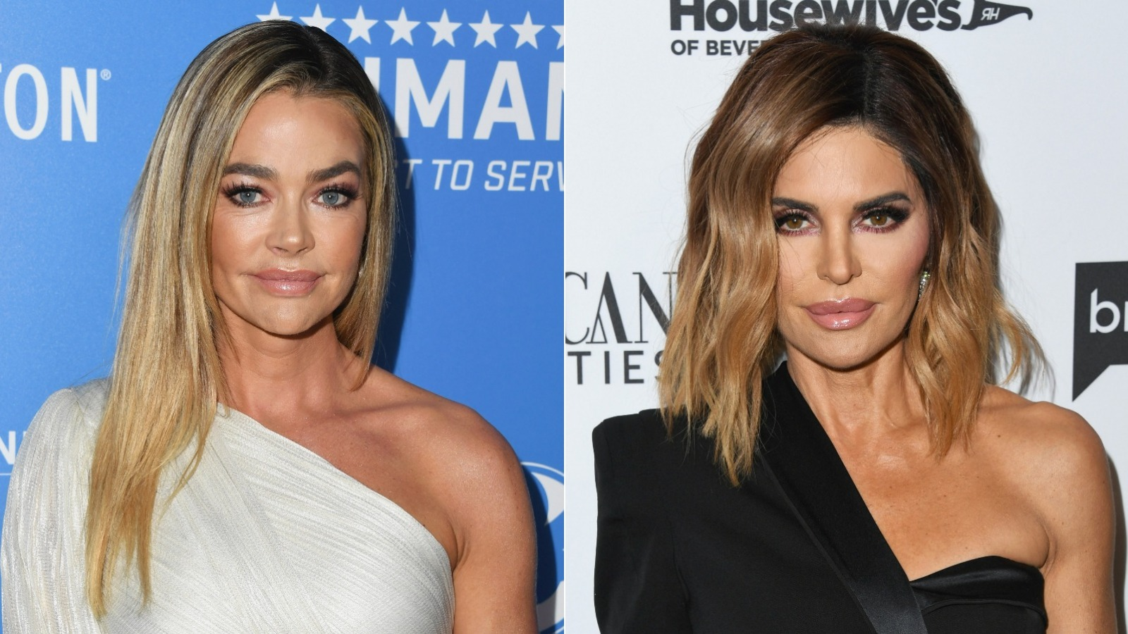 The unsaid truth of Denise Richards and Lisa Rinna's feud
