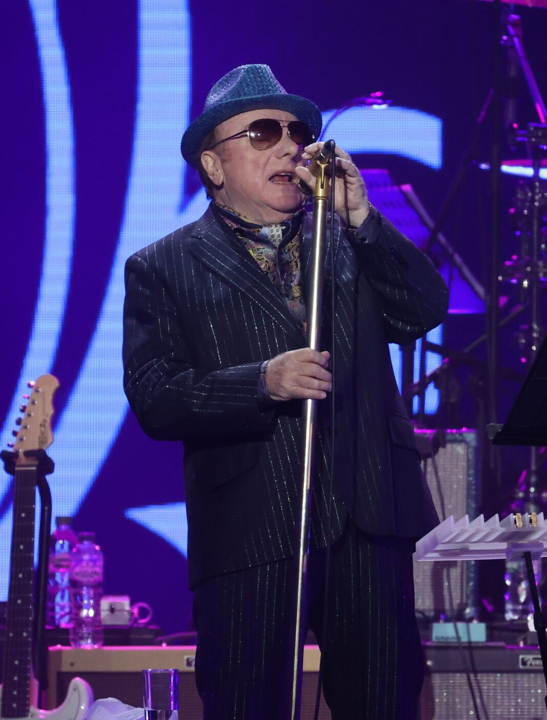 US news: Twitter Users Not Impressed With Van Morrison's Anti-Lockdown Anthems