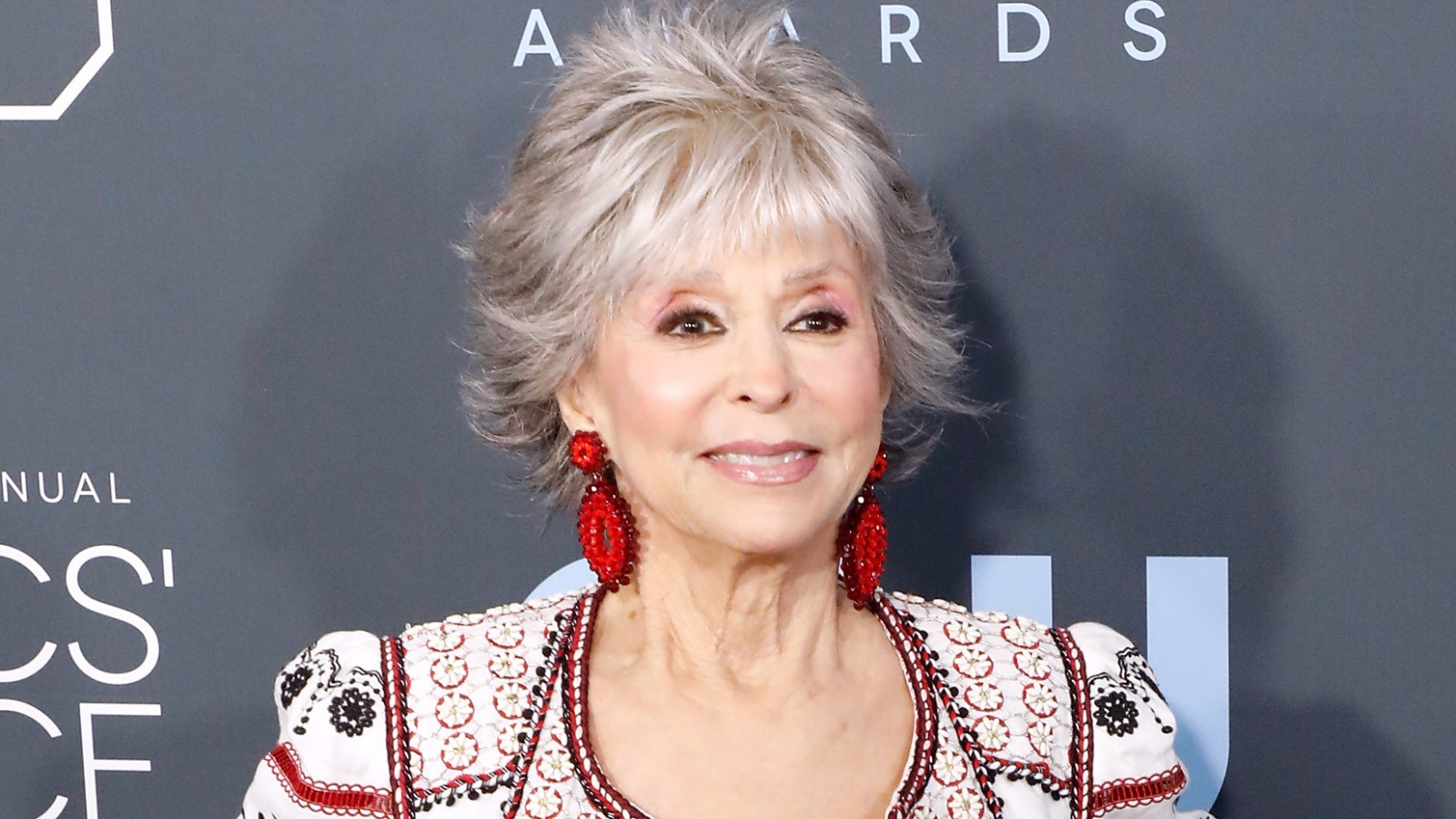 Why Rita Moreno West Side Story