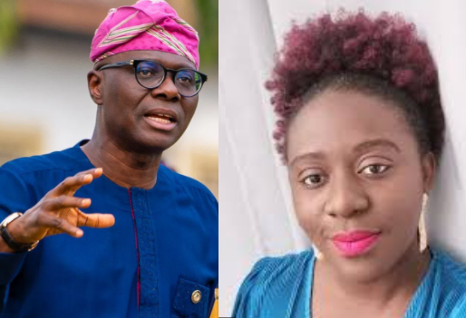 Folake Falana writes letter to Governor Sanwo Olu, demands list of dismissed officers in Lagos