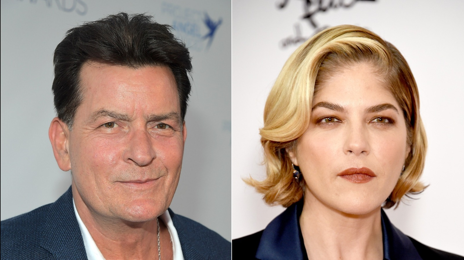 Inside Charlie Sheen and Selma Blair's tense relationship
