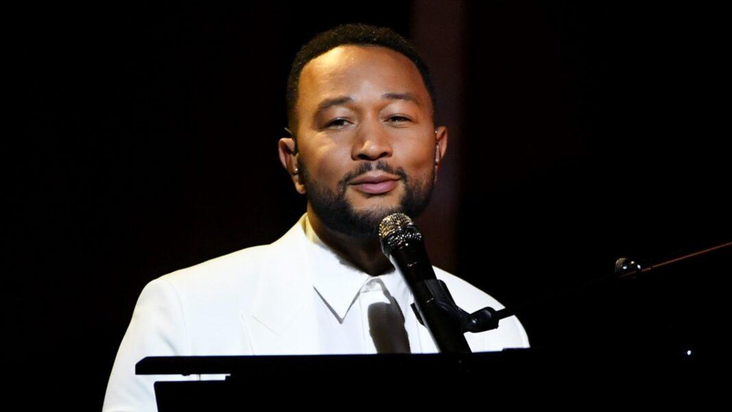 John Legend opens up after his devastating loss about Never Break