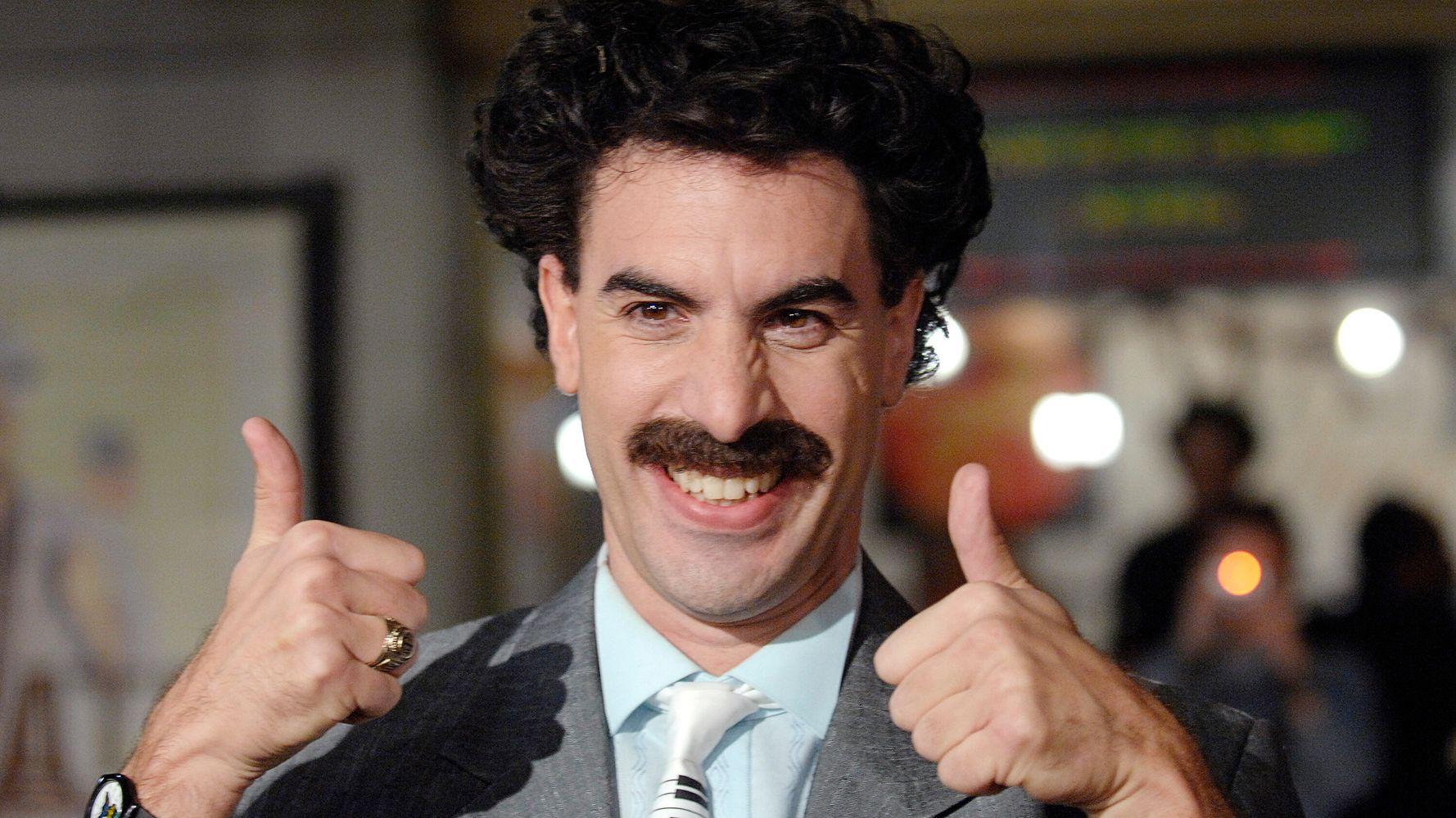 Kazhakstan Adopts Borat's Catchphrase As New Tourism Slogan