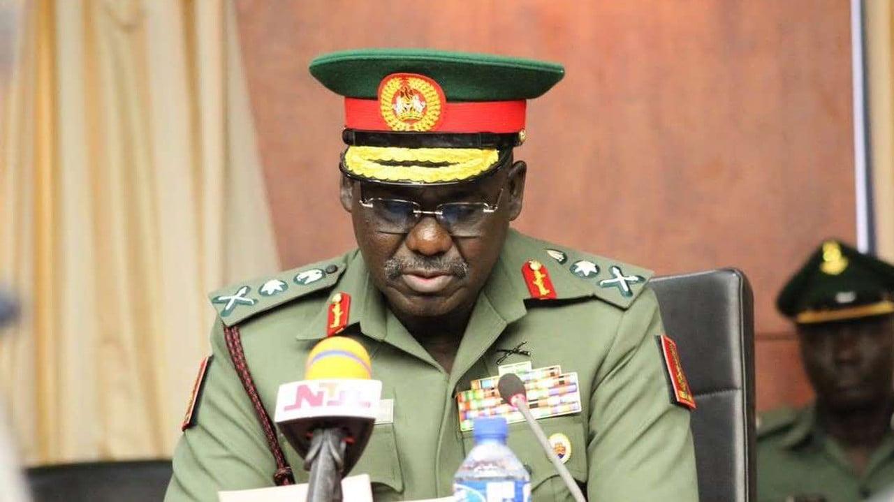 Nigeria news : BREAKING: Buratai, Army commanders meet on insecurity, Lekki shooting
