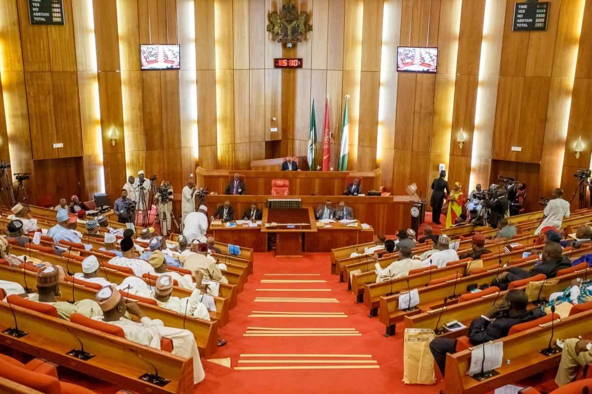 Nigeria News : Senate confirms 8 Justices of Supreme Court [List]