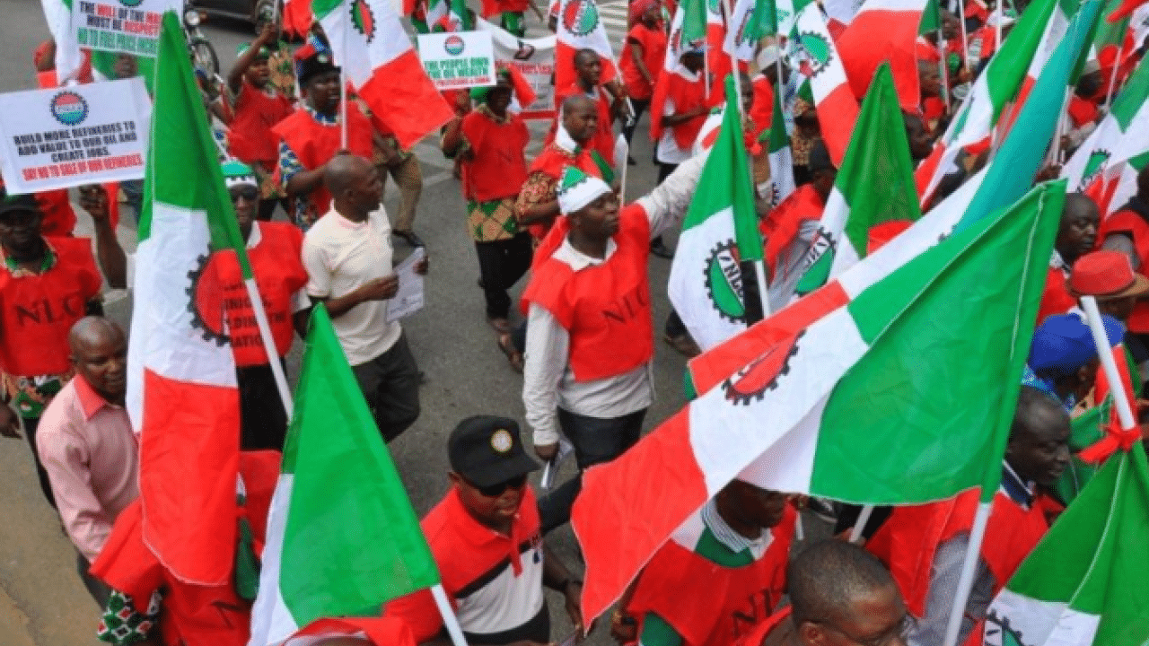 Nigeria news : COVID-19: NLC urges government to Include workers in bailout funds