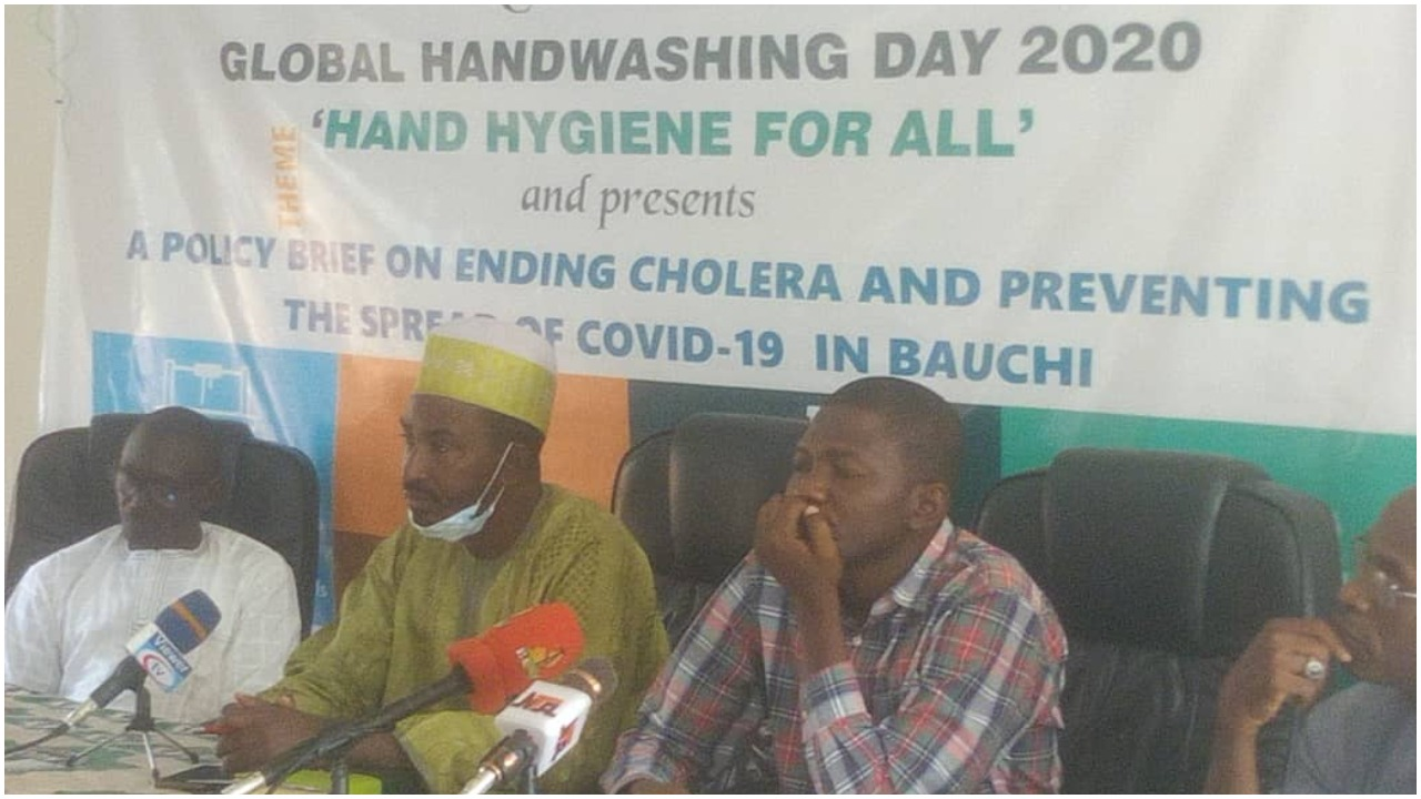 Nigeria news : CSOs warn of rising cases of cholera in Bauchi, as state records 39,795 cases in 8 years