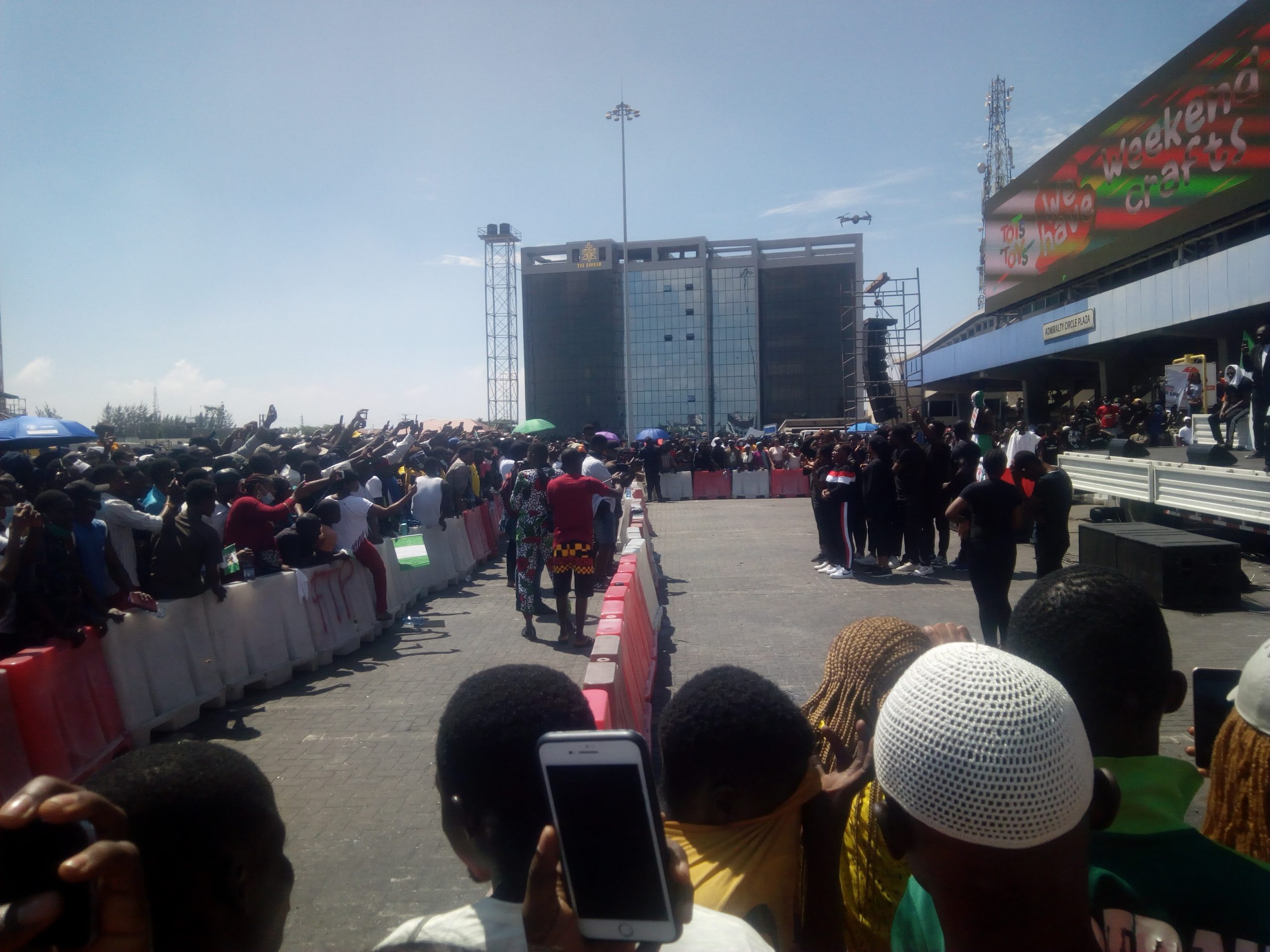Nigeria news : #EndSARS Killers of protesters at Lekki Toll Gate are mindless – Forum