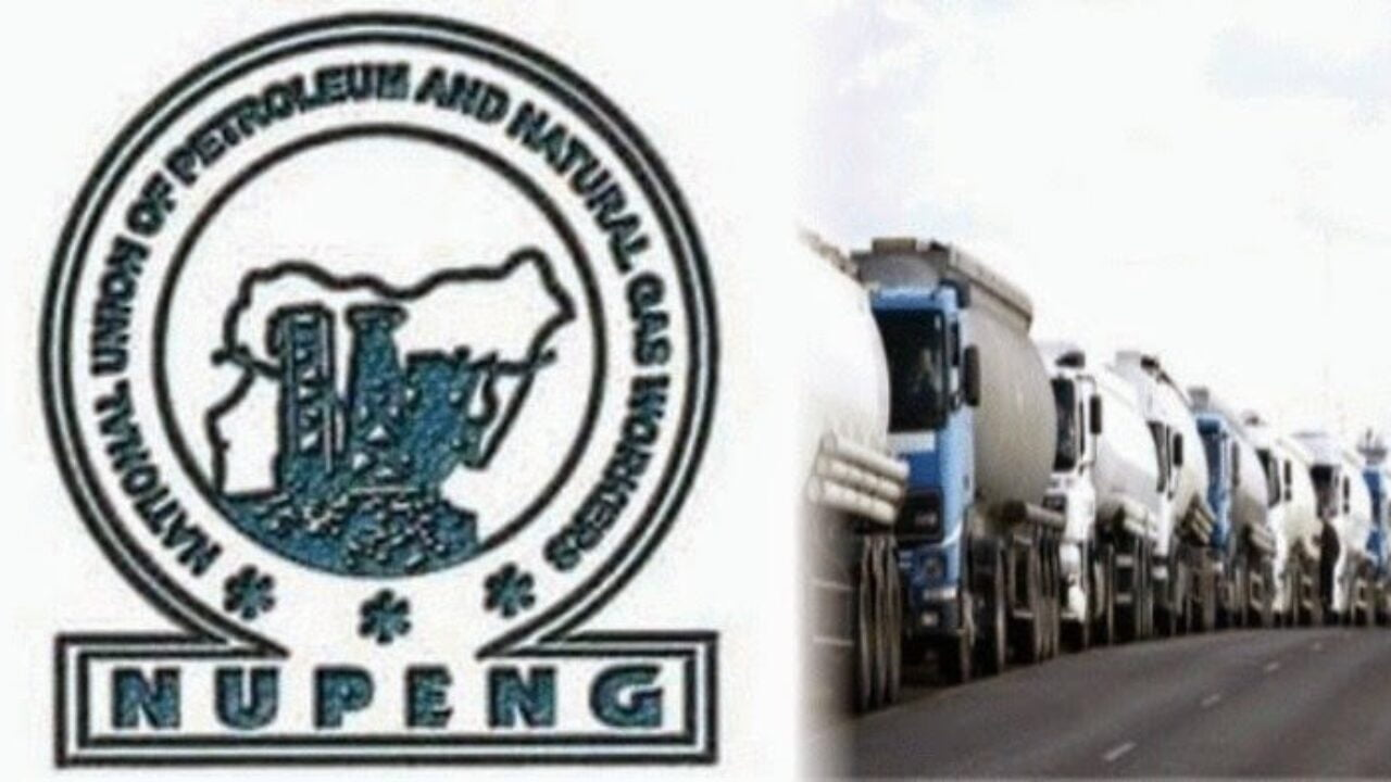 Nigeria news : #EndSARS NUPENG clears air on alleged shut down of fuel stations, oil installations