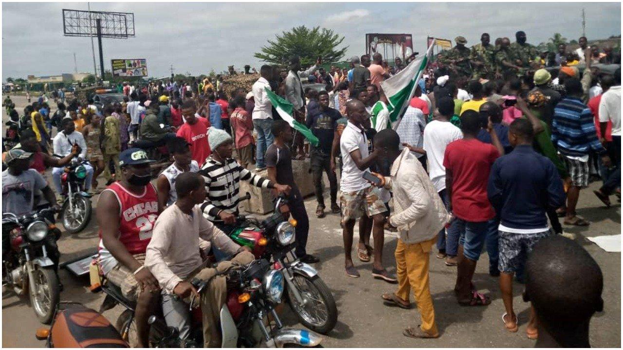 Nigeria news : #EndSARS: Ogun youths suspend protest