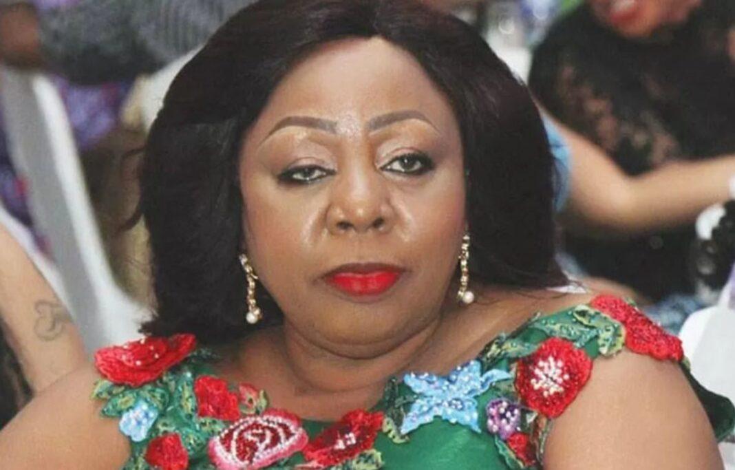 Nigeria news : Unrest in Nigeria: Florence Ita-Giwa kneels, begs youths in tears