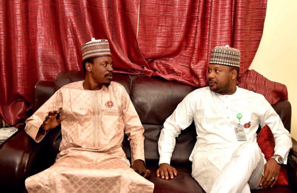 I don't have a hand - Presidential aide, Bashir Ahmad denies having a hand in Governor Ganduje's media aide, Salihu Tanko Yakasai 'Dawisu' suspension wowplus.net