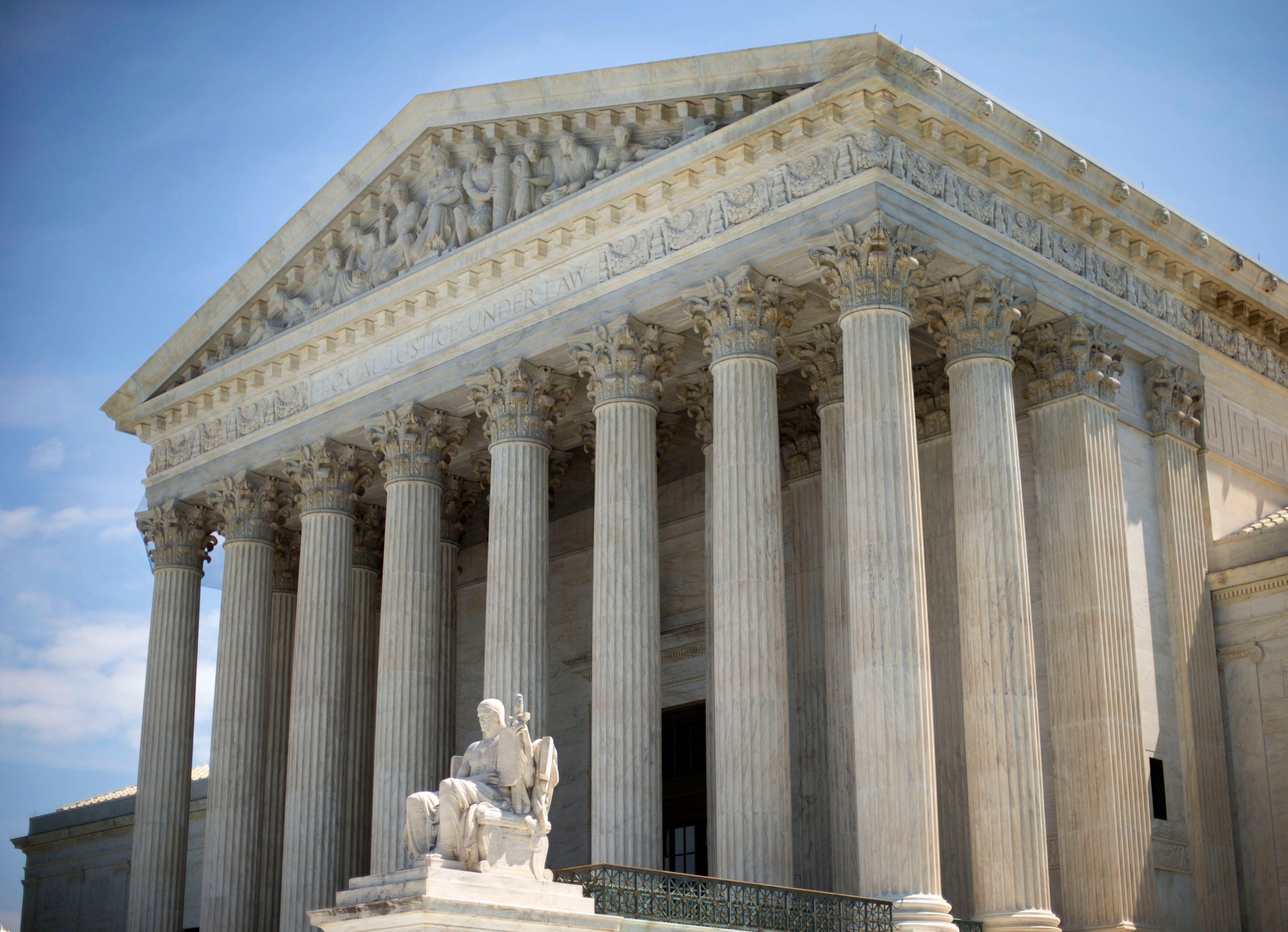 Supreme Court Ends Democratic Lawmakers' Anti-Corruption Lawsuit Against Trump