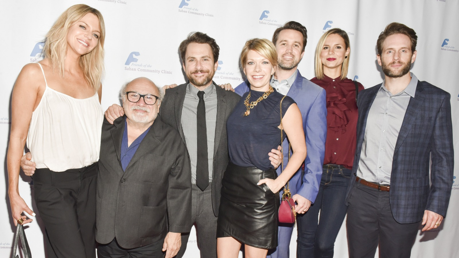 The real-life partners of the It's Always Sunny in Philadelphia cast