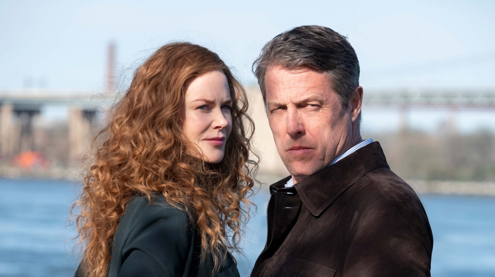 Why Nicole Kidman and Hugh Grant were shocked by The Undoing story