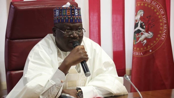 in 2023: Senate President Ahmad Lawan tells Nigerians, Vote us out if you're tired of seeing our faces