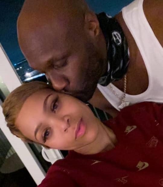 Back Together? Sabrina Parr celebratesone-yearanniversary of herengagementto Lamar Odom days after announcing their split
