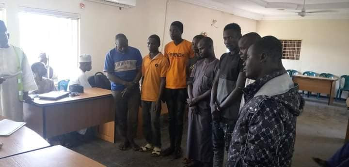 Deforestation: Mobile court of Bauchi State Environmental Protection Agency sentences 9 persons to prison, confiscate 3 trailer loads of charcoals