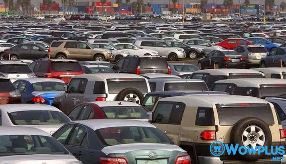 FG plans to slash levy on imported cars from 35% to 5%