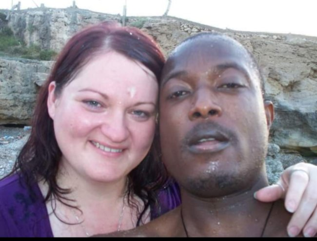 """""""If God did it for me, he will do it for you"""", says Nigerian man who married a white woman and relocated to Canada"""