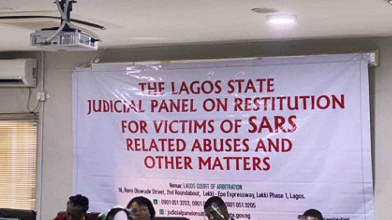Nigeria news : #EndSARS Why we adjourned sitting – Lagos judicial panel