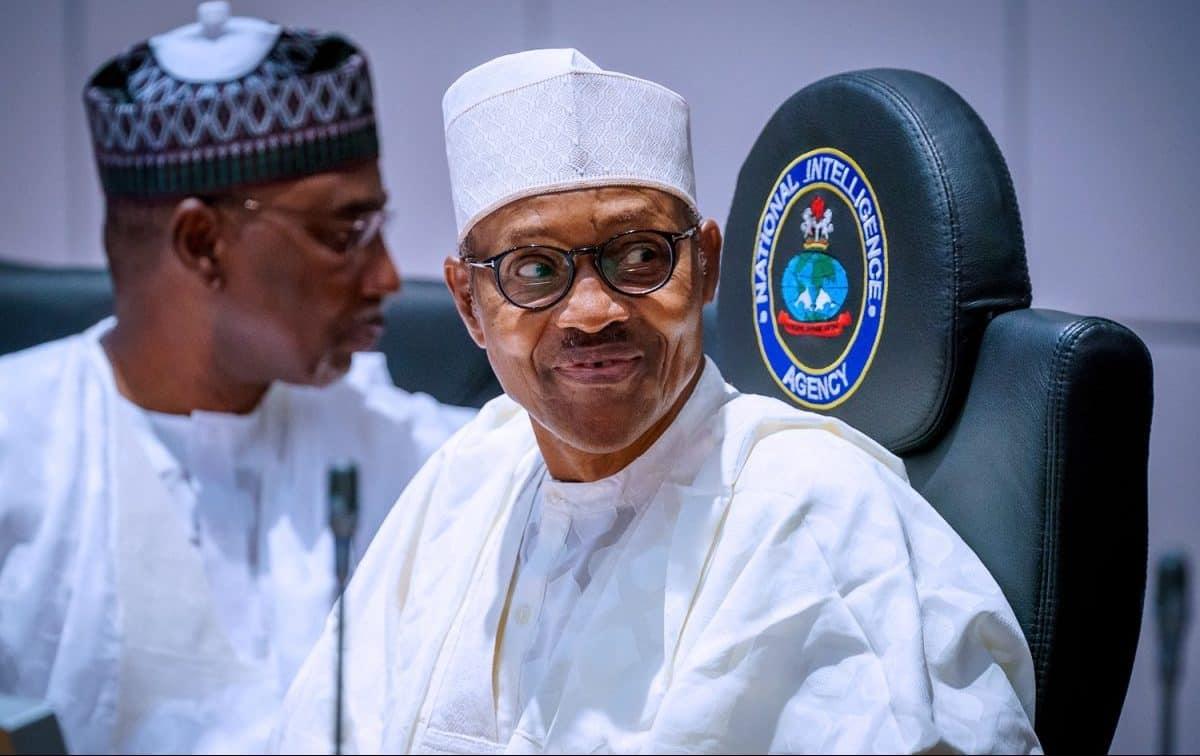 Nigeria news : I'm proud of you – Buhari tells his Chief of Staff, Gambari
