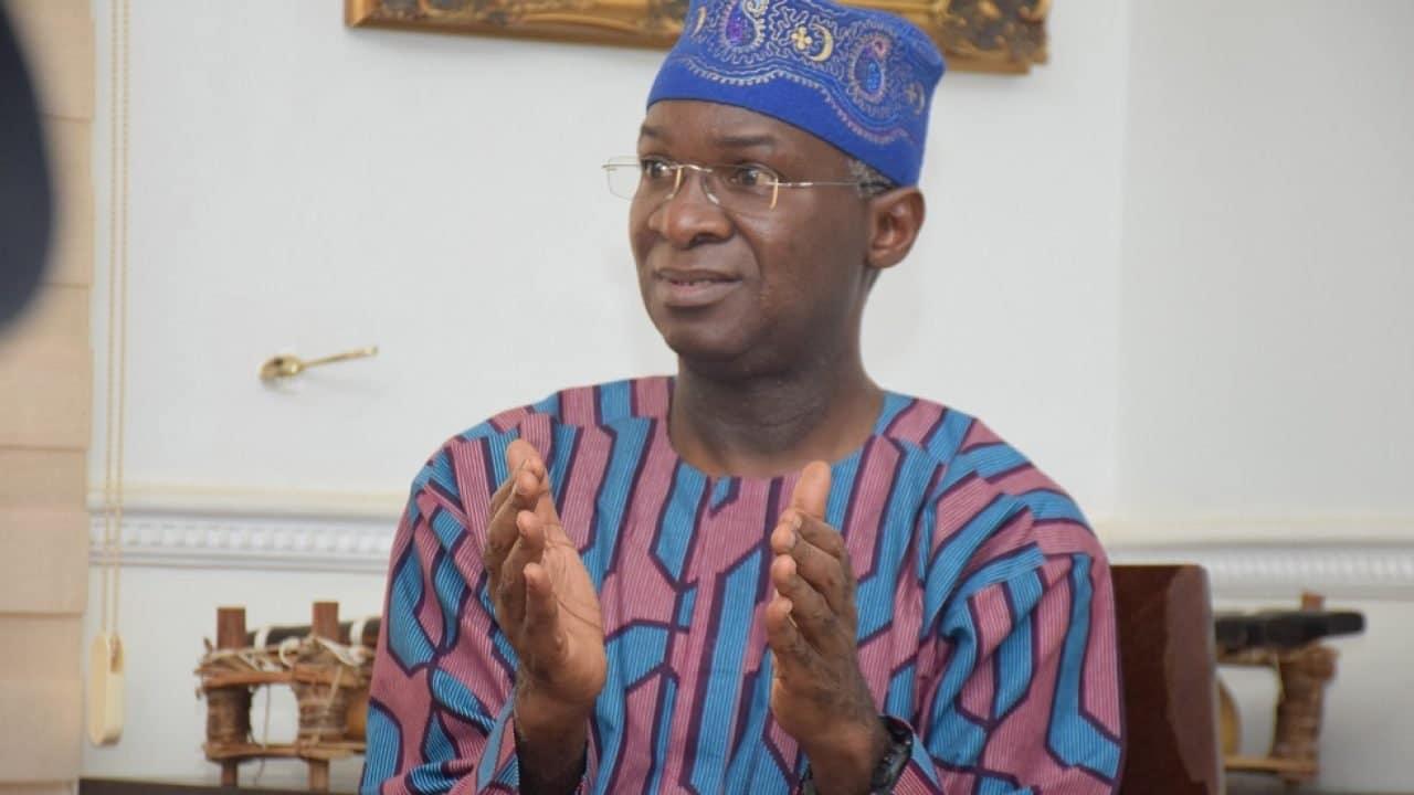 Nigeria news : Nigeria needs N500bn every year to develop road network — Fashola