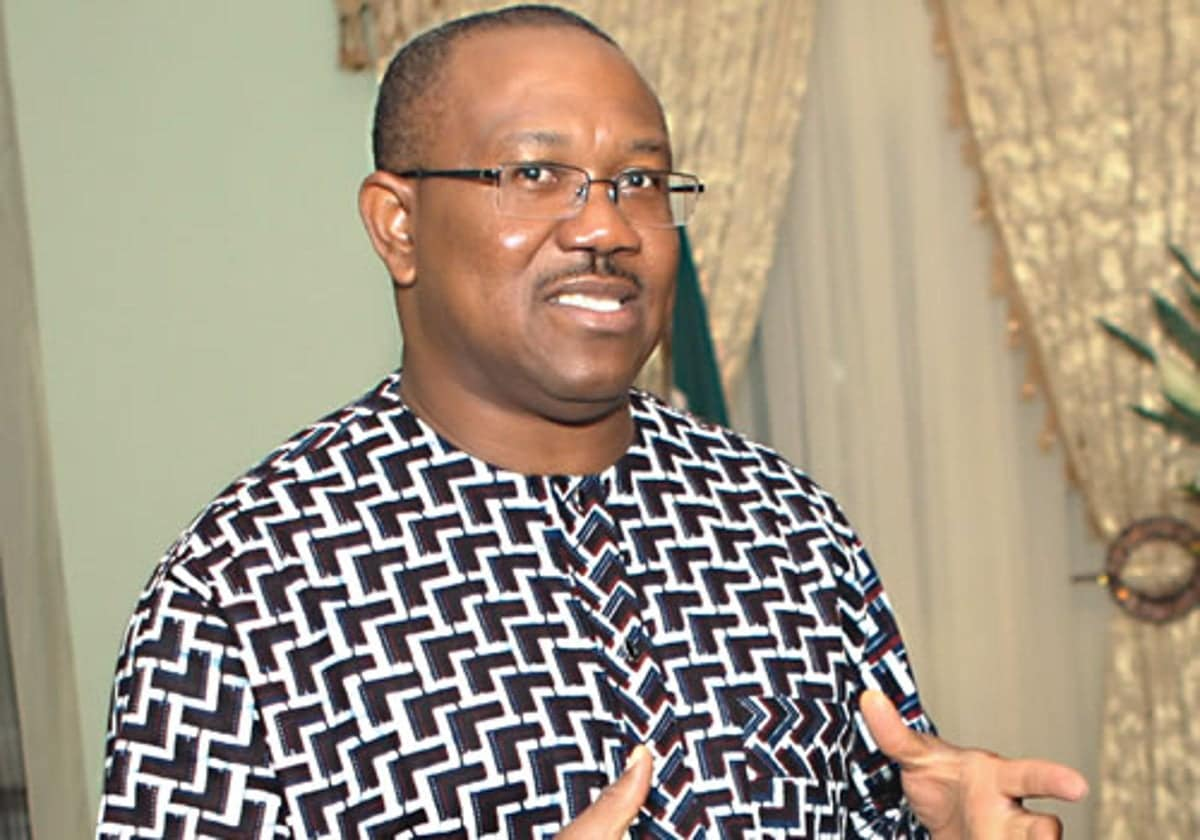 Nigeria news : Peter Obi reveals Nigeria's major problem