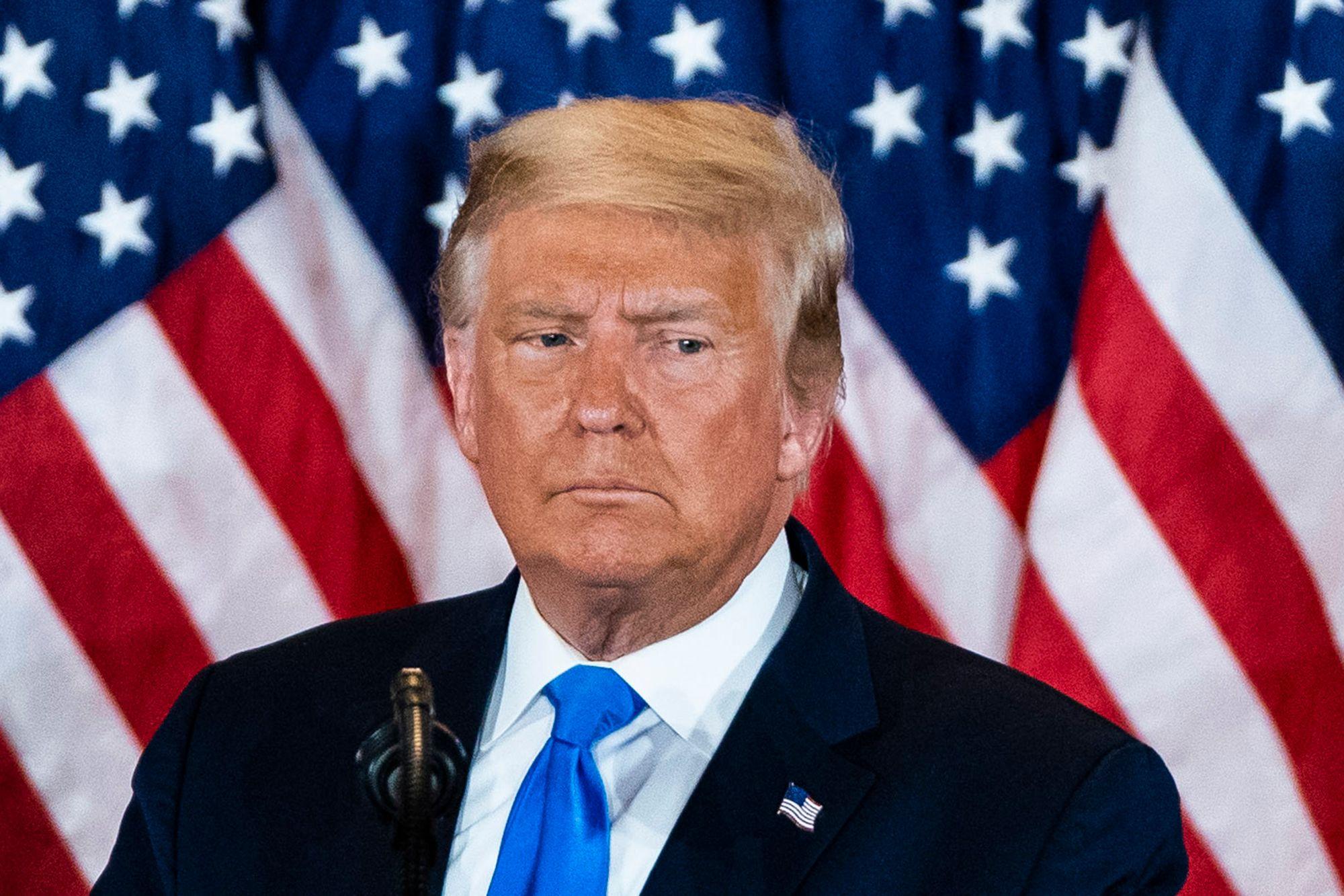 Nigeria news : US election: Again, Trump declares himself winner