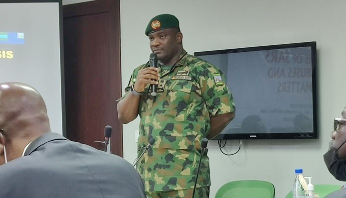 Nigerian Army makes U-turn, says soldiers were not at Lekki toll gate to enforce curfew