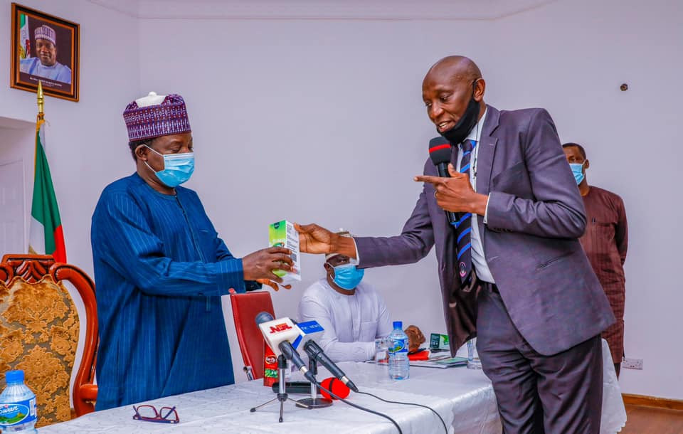 """Plateau State COVID-19 medical research team set up to find cure concludes pre-clinical stage with """"tremendous success"""""""