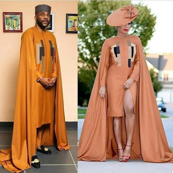 Pretty lady slays as she perfectly recreates some of Ebuka's best outfits (Photos) Sweet