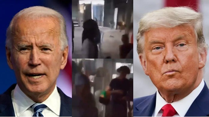 Video: Nigerian Christians seen praying for Joe Biden's votes to be awarded to Trump