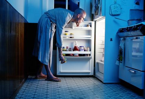 How Food May Affect Your Sleep