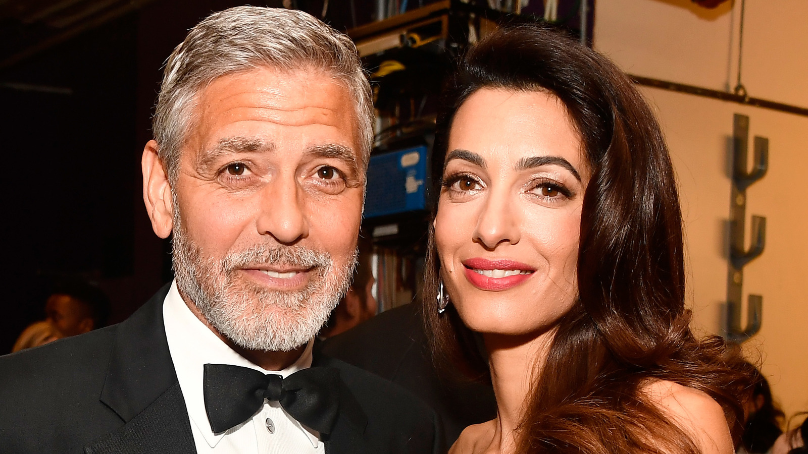 George Clooney reveals which one of his twins is most like Amal