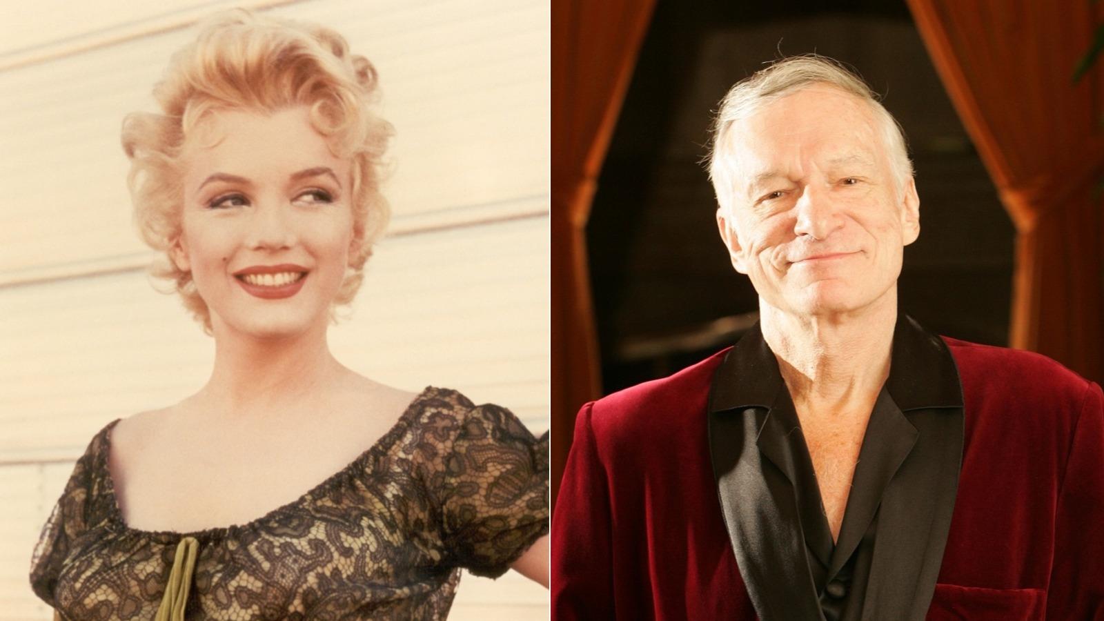 How Hugh Hefner ripped off Marilyn Monroe