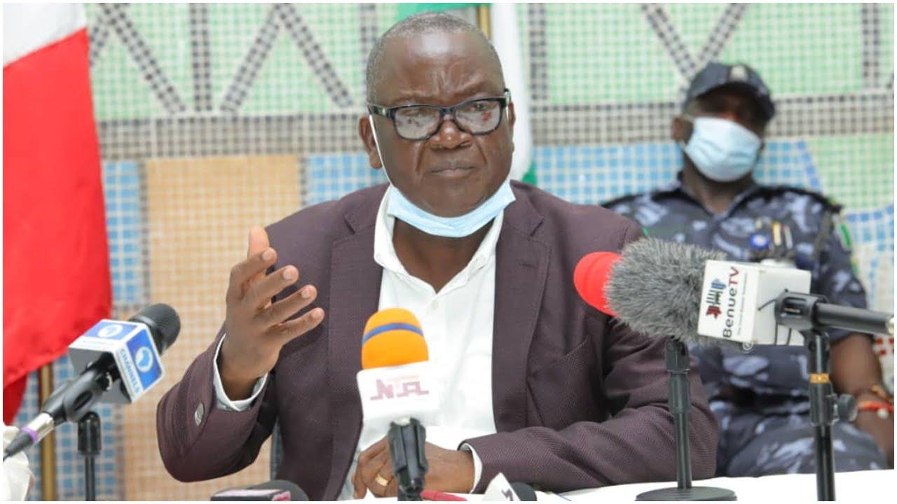 Nigeria news : Gov. Ortom mourns Nda Isaiah