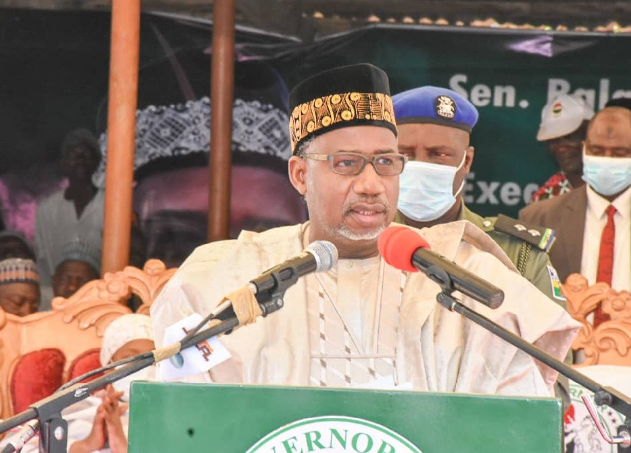 Nigeria news : Stop extorting motorists in my State – Bauchi gov, Mohammed warns FRSC