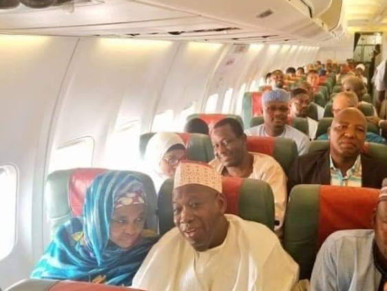 """""""Sharia laws are targeted at the poor"""" Nigerian Humanitarian worker says as she points out that men and women are banned from entering same keke in Kano but not same flight"""