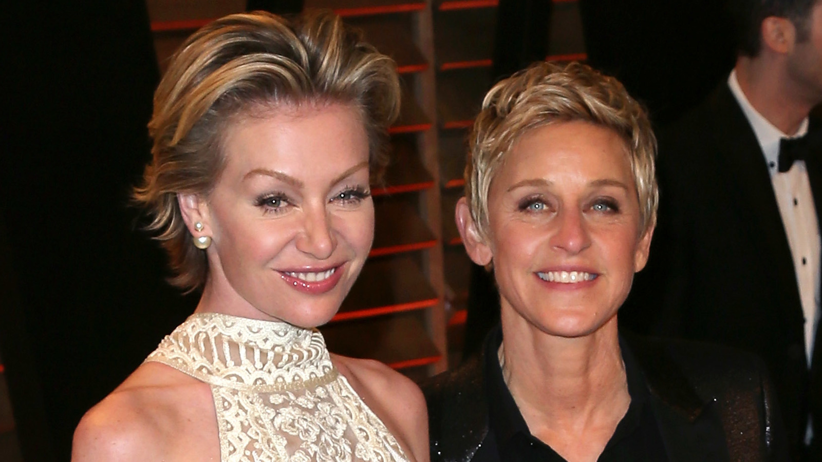The truth about Ellen and Portia's wedding